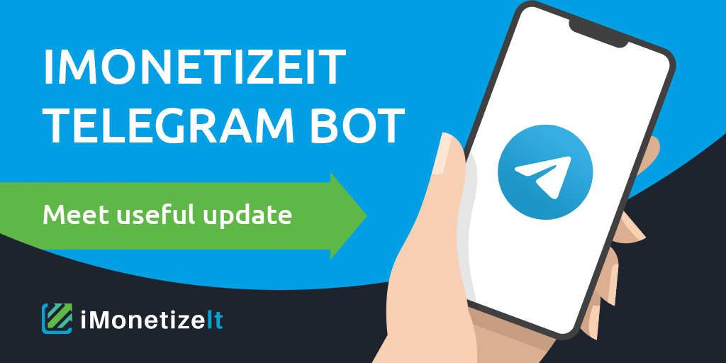 iMonetizeIt Telegram bot
